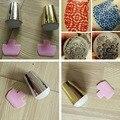 2016 Fashion Hot 3.5cm Nail Art Stamping Stamper Scraper Image Plate Manicure Print Tool Anne