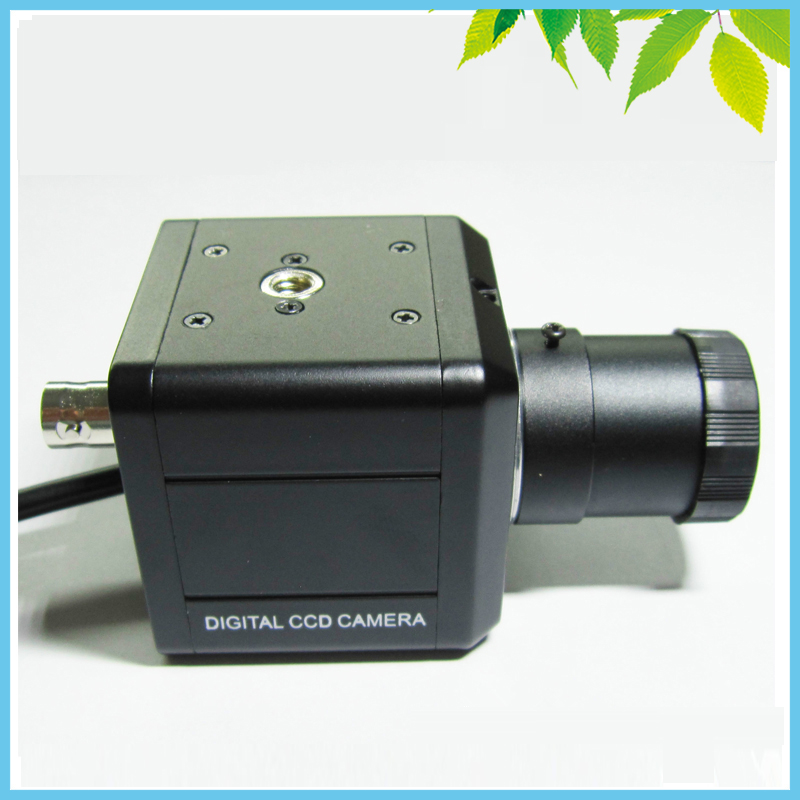 CCD DIY Hunting Night Vision Camera With 4mm Lens Infrared Night Vision Industrial Camera 0.0001LUX Ultra Low-light Camera