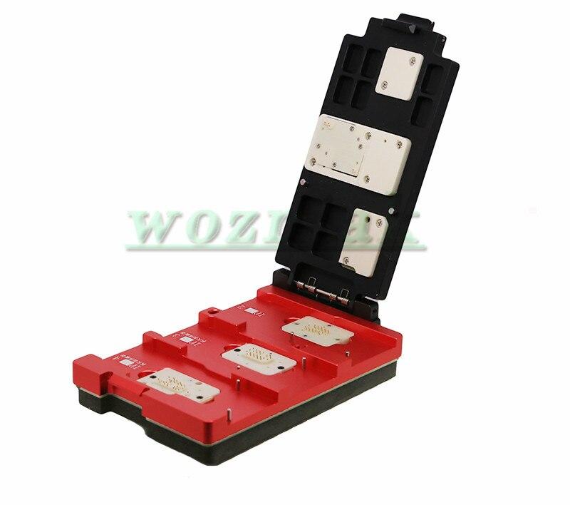 NAND Flash IC puce programmeur outil Fix et pour ipad 2 3 4 5 6 adaptateur de Non-retrait sans changement NAND par NAVI PLUS Pro3000s - 6
