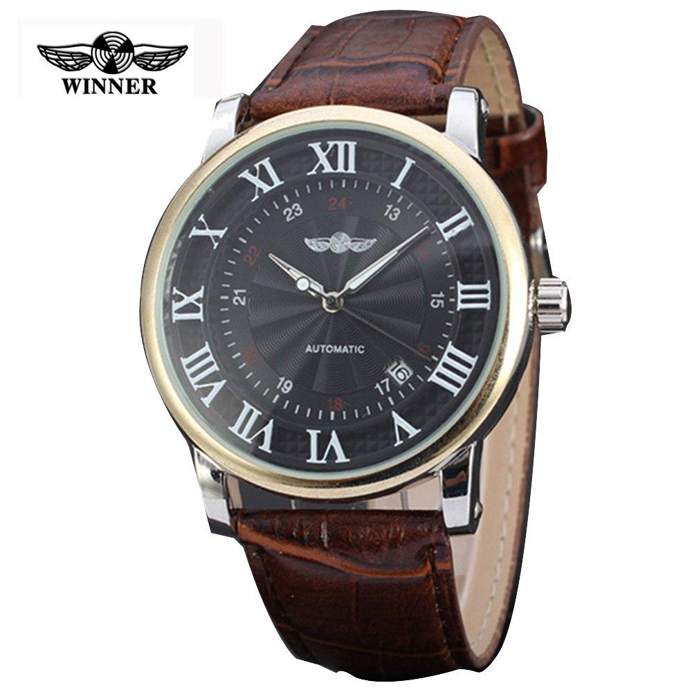 Часы Winner Skeleton Luxury купить в Городце - финдомарф