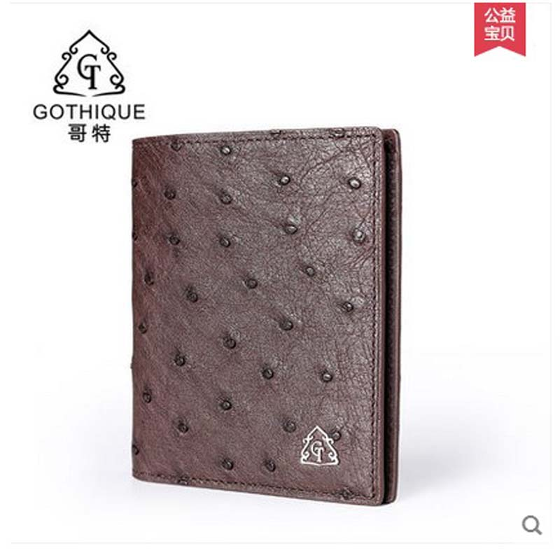 gete new ostrich leather wallet man's short wallet arc-shaped business card men purse frank buytendijk dealing with dilemmas where business analytics fall short