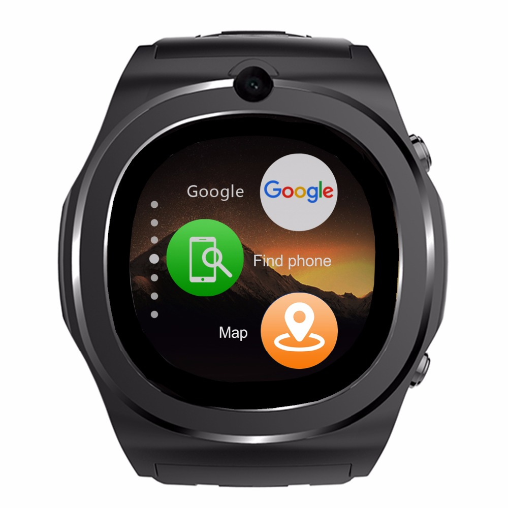 Q98 2017 New Smart watch MTk6580 Support SIM SD Card Bluetooth WIFI GPS SMS camera cell phone bracelet  For iPhone And Android smart baby watch q60s детские часы с gps голубые