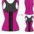2016 Venta Caliente de Las Mujeres de Cintura Corsé de La Talladora 100% Corsé De Látex Mujeres Sexy Faja de Cintura Que Adelgaza Faja Wear Plus Size W88011A