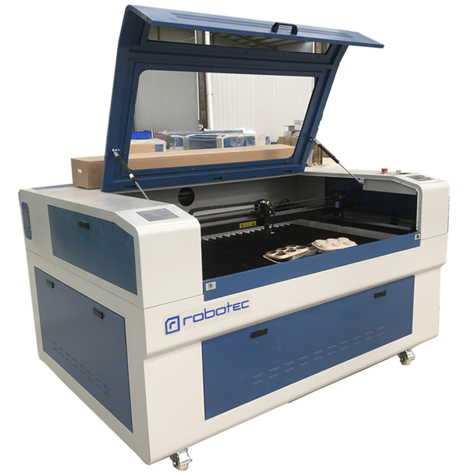 Reci 100w 9060 1290 1390 Small Size Laser Cutting Machine/co2 Laser Wood Cutter