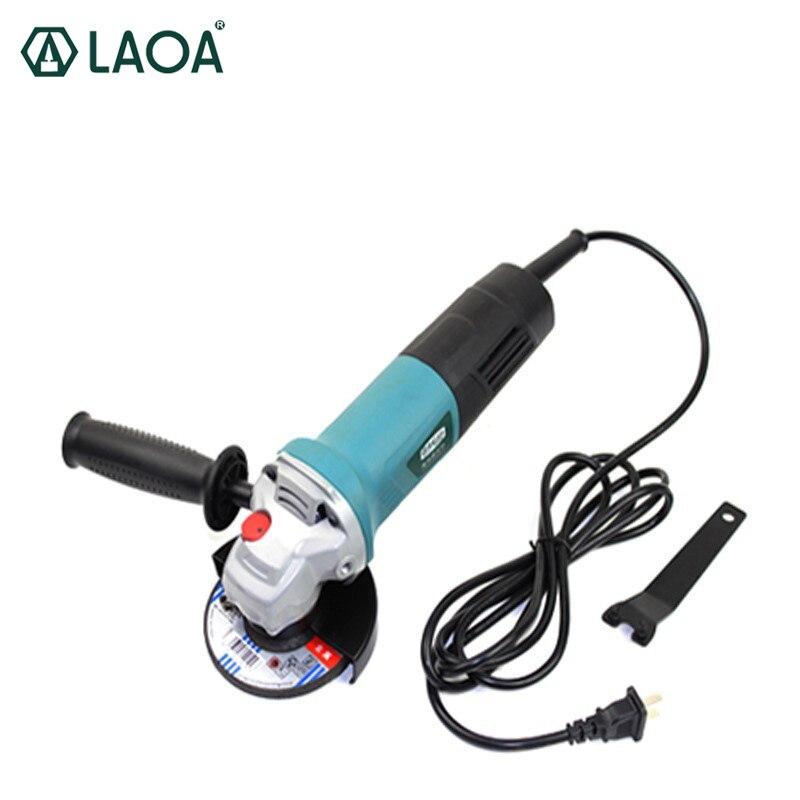 LAOA Polishing Machine Polisher Electric 220V 50Hz Input Power 1010W Backing Plate size 63mm Polishing Pad Sander Power Tools