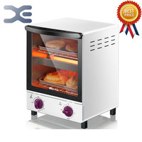 Convection Mini Oven Electric Oven Home Appliances High Quality 12L Smokehouse Pizza Oven