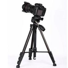 QZSD-111 DSLR digital camera DV camcorder tripod Q-111 portable tripod head For Nikon Canon Sony Camera