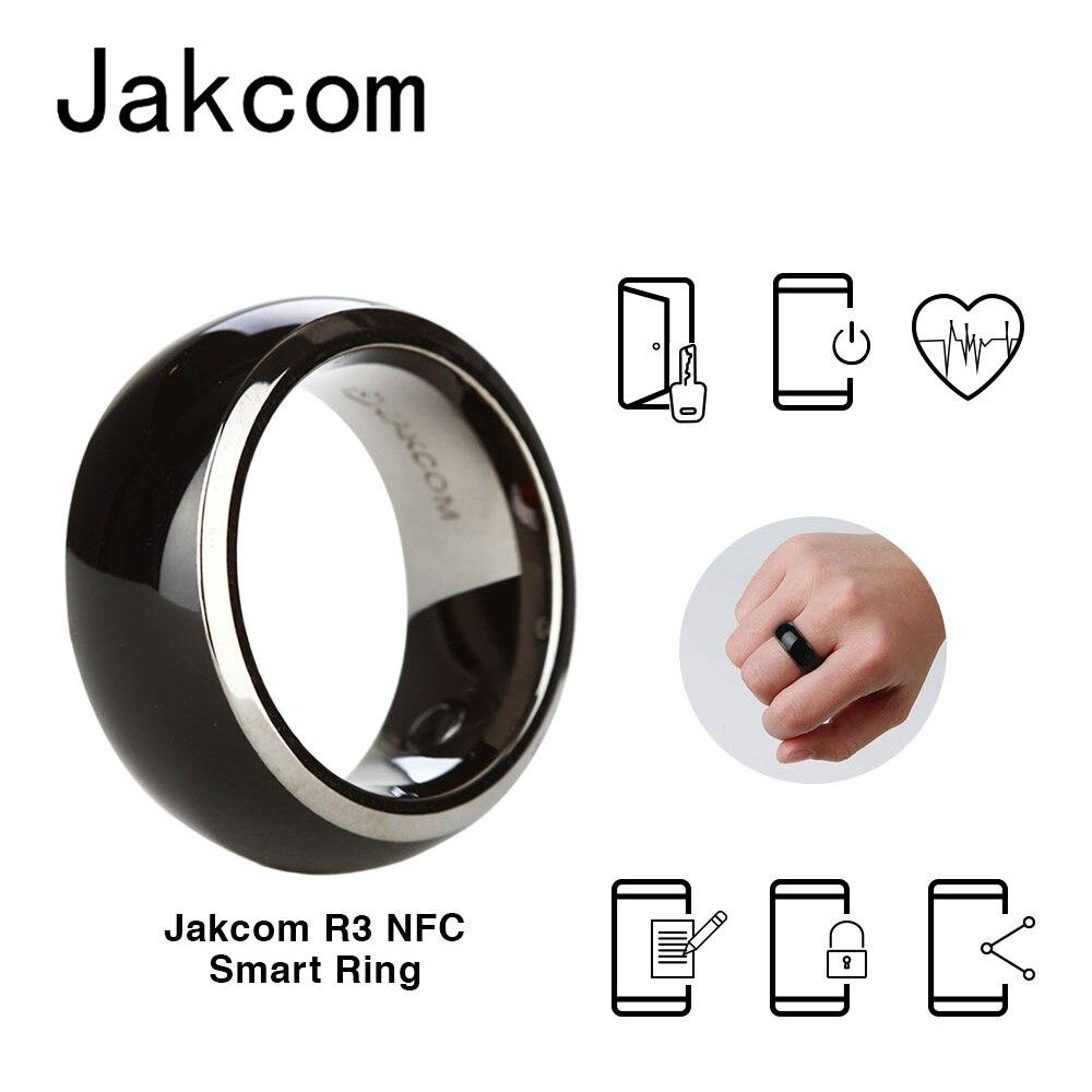 Jakcom Smart Ring NFC Wear Device Magische Finger Ringe R3 R3F Timer2 - Intelligente Elektronik