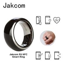 Купить с кэшбэком Jakcom Smart Ring NFC Wear Device Magic Finger Rings R3 R3F Timer2 (MJ02) for Android Windows Mobile Phone New Technology 2019
