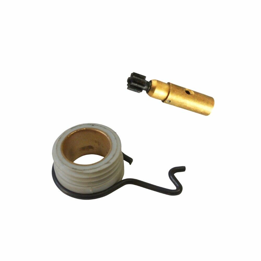 Pompe à huile engrenage à vis sans fin pour STIHL 017 018 MS170 MS180