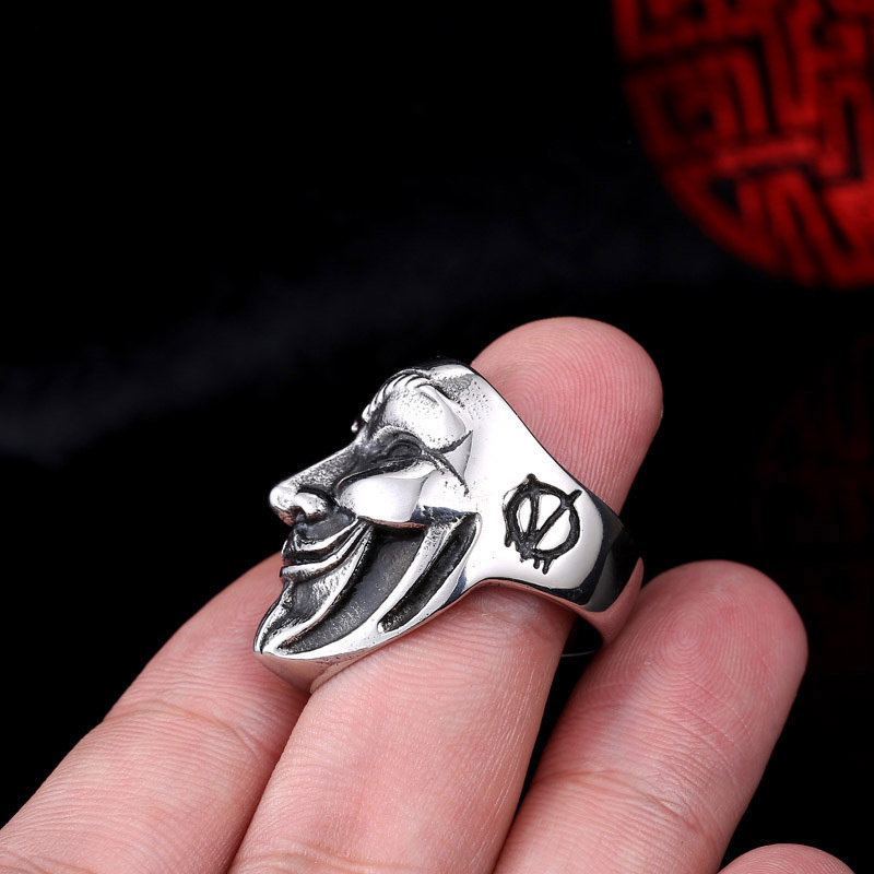 Clown V Mask Rings (5)