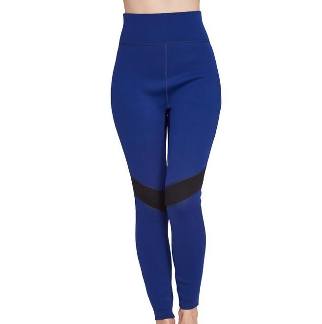 SBART 2MM Neoprene Women Hot Shapers Pant Slimming Surf Wetsuit Leggings  Spearfishing UV Fitness Warm Trousers-in Wetsuit from Sports    Entertainment on ... b136baa18
