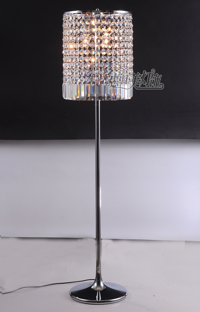 Aliexpress Com Buy Simple Crystal Standing Light Lamps