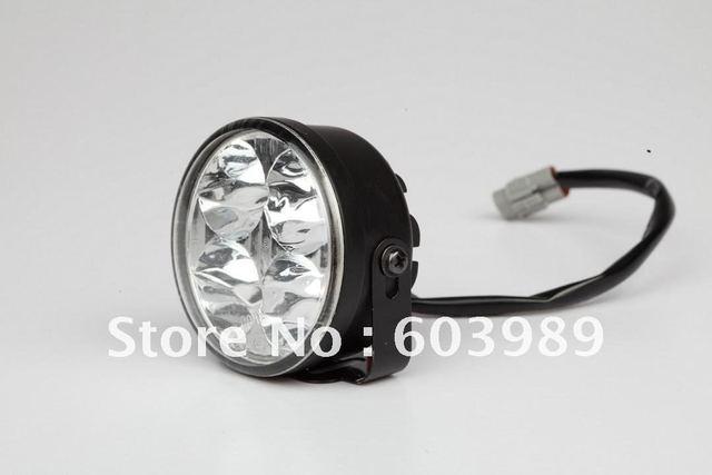 Auto LED daytime running lights(DRL), fog headlight