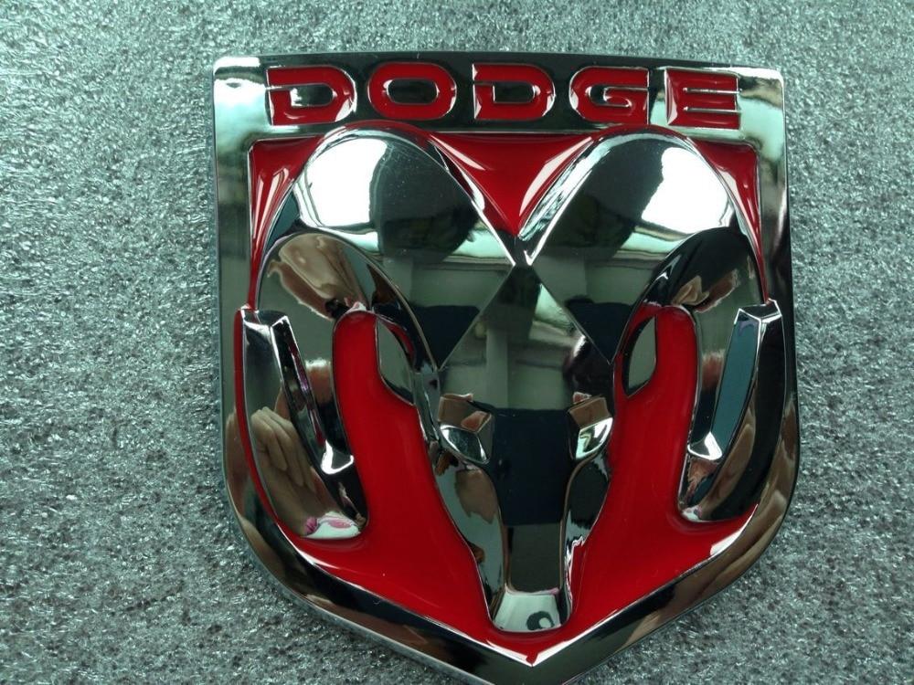 Dodge Ram Grill Emblem