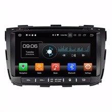"4 ГБ Оперативная память Octa Core 8 ""Android 8,0 dvd-плеер автомобиля для Kia Sorento 2013 2014 с радио gps bluetooth WI-FI USB DVR OBD зеркало-link"