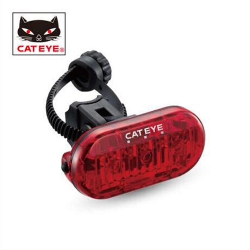 New Cateye TL-LD135R(OMNI3) Bike Rear Tail Light Bicycle Safety Warning Signal