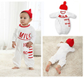 Baby Clothing New Baby Girl Newborn Clothes Romper Long Sleeve Jumpsuits Infant Product,Baby Rompers Boy Milk Bottle HatClothes
