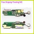 Para ZOPO ZP700 USB placa de carga USB telefone celular microfone cabos Flex com vibrador motor de