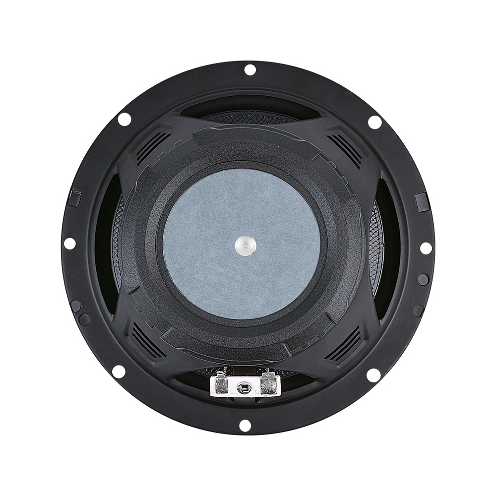 Image 3 - AIYIMA 6.5 Inch Audio Car Midrange Bass Speakers Home Theater 4 8 Ohm 60W Glass Fiber Bullet Woofer Loudspeaker DIY Sound System-in Coaxial speakers from Automobiles & Motorcycles