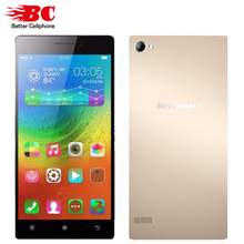 Original 4G LTE Lenovo VIBE X2 Pro(pt5) 5.3''Android4.4 Snapdragon 615 MSM8939 Octa Core 1.5GHz ROM 16GB RAM 2G 13MP Smart Phone
