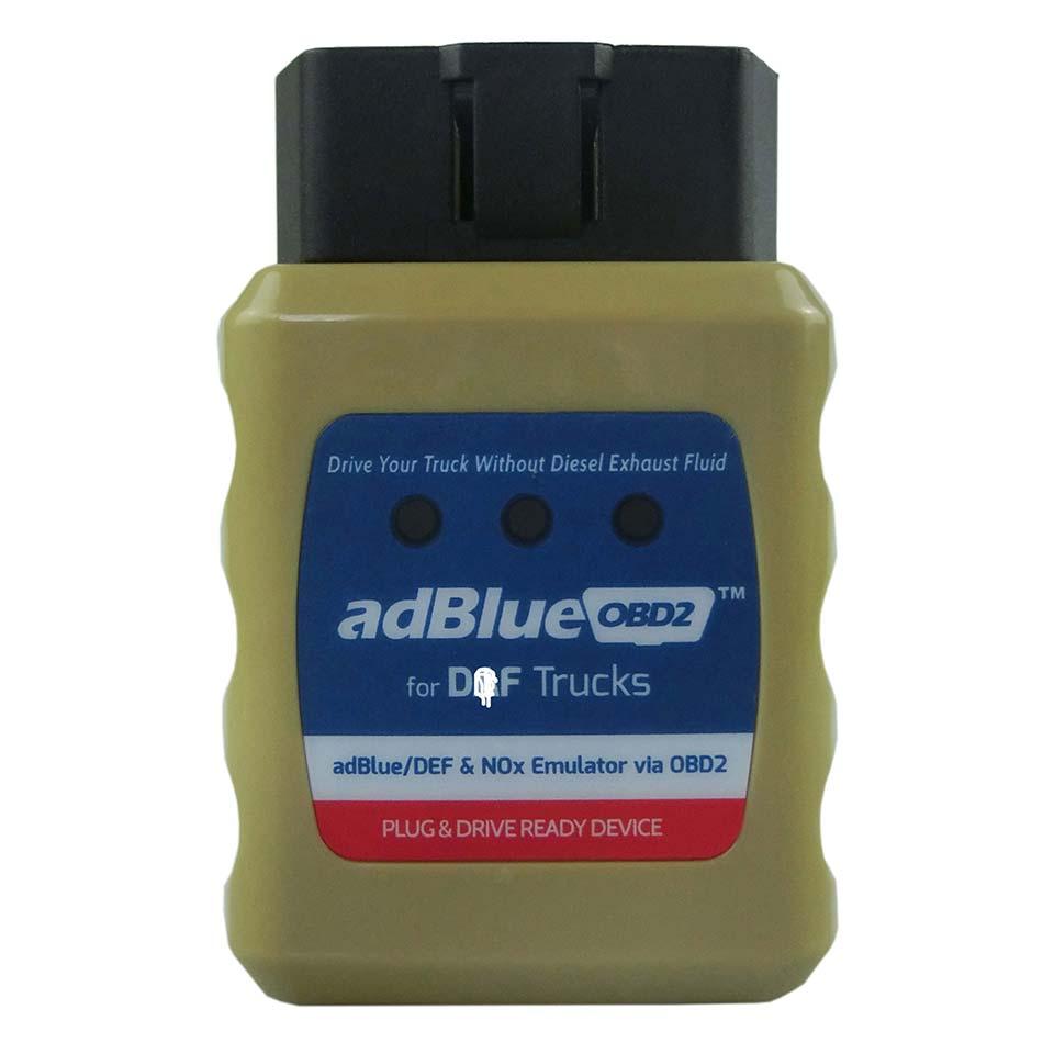 2018 Nova AdblueOBD2 Para D-AF OBD2 16pin Plug & Dispositivo de Acionamento Pronto Caminhões Adblue Emulator daf Truck/Bus Adblue obd Emulador 2 Nox