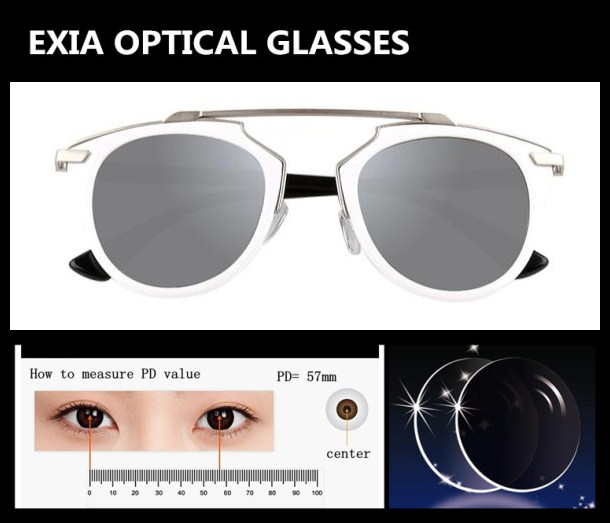 how to measure for sunglasses cdka  RX Sunglasses Women REVO Silver Mirror CR-39 Optical 1499 Index Single  Vision Lenses EXIA