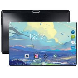 2019 Fast Shipping Android 9.0 Tablet PC Tab Pad 10 Inch IPS 8 Core 6GB RAM 64GB ROM Dual SIM Card LTD Phone Call 10.1 Phablet