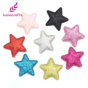 Lucia Crafts 5pcs/16pcs Felt Cloth Fabric DIY Materials