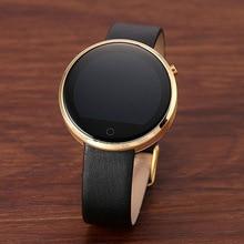 Mode smart Uhr armbanduhr dm360 pulsuhr bluetooth SmartWatch tragbare geräte Unterstützung iOS 7+ und androld 4.3 +