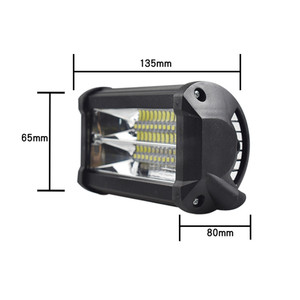Image 5 - Luces Led Para אוטומטי אוטומטי ואופנוע חופר הנדסת רכב עזר זרקור עבודת אור LED מנורות עבור מכוניות
