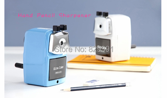 High Quality Hand Pencil Sharpener,Practical Mechanical for school children,Good gift(tt-2942) high quality mechanical hand accessories satr holding cylinder mcd 10 belt detection switch star tower pneumatic clamp