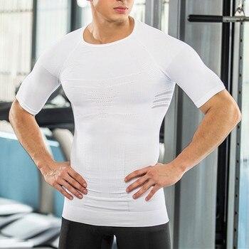 T-shirt dos droit blanc