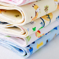 70 120cm Variety Of Styles Newborn Baby Reusable Changing Pad Covers Waterproof Baby Diapers Nappy Cotton