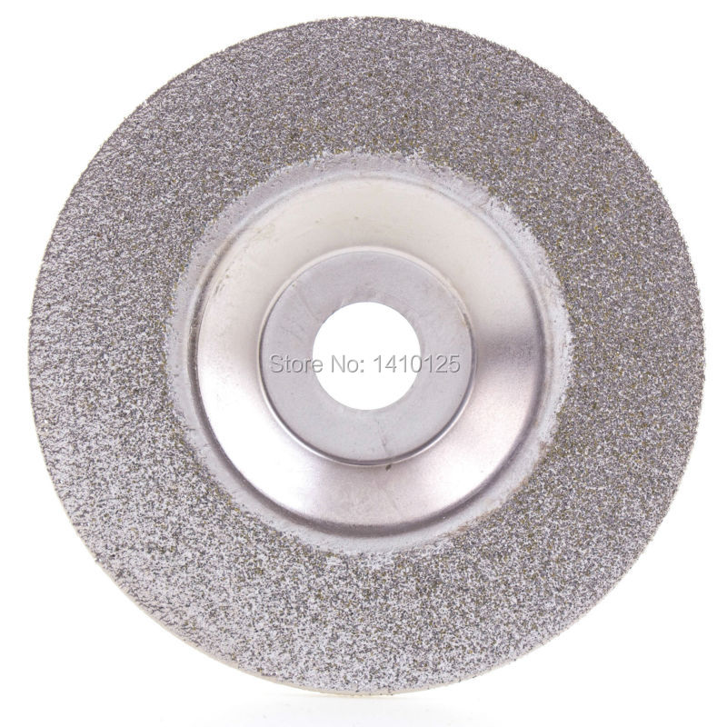 4 Diamond Coated Grinding Wheel Disc Electroplate Grinding Wheel for Angle Grinder with 4//5 Hole