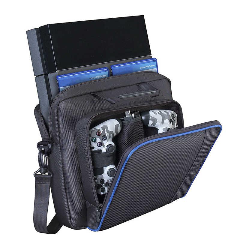 Аксессуары для PS4 сумка для хранения Play Station 4/Slim/Pro игровая консоль Дорожный Чехол система PS4 посылка для playstation 4/Slim/Pro