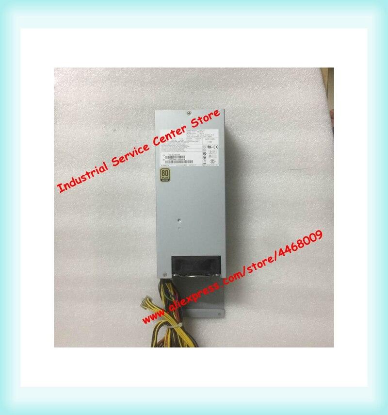 YM-7501B d'origine 500 W 2U serveur alimentation double 8 P alimentation X58 parfait match 80 certification