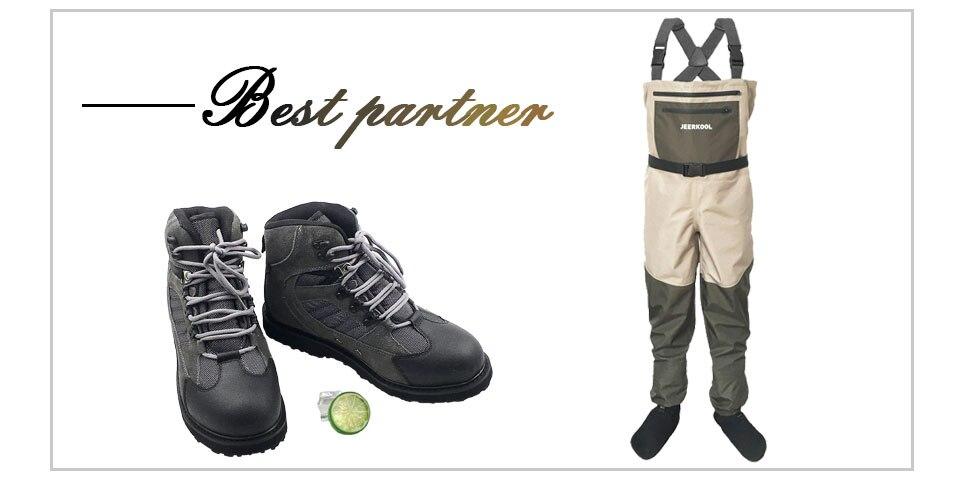 Комплект Вейдерсы и ботинки JEERKOOL