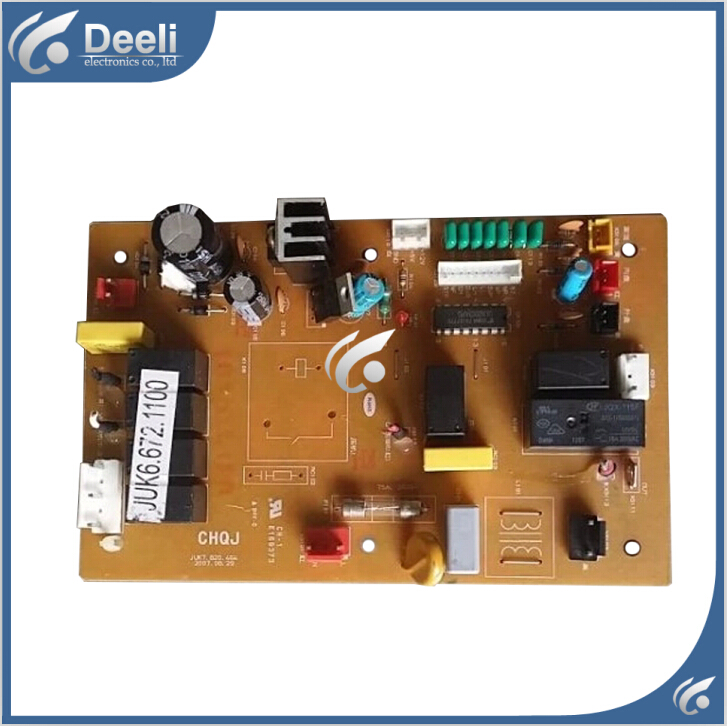 все цены на  95% new good working for Changhong air conditioning motherboard Computer board JUK6.672.1100 good working  онлайн