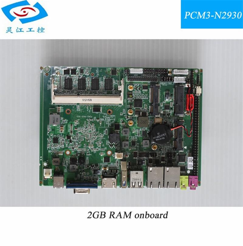 motherboard repairing J1900 2.0GHZ 2GB RAM newest  motherboard industrial motherboard fan embedded motherboard