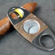 Spot Cohiba lighters cigar cutter knife cut thin stainless s