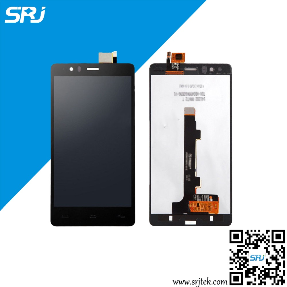 5 For BQ Aquaris E5 HD TFT5K0858FPC-A1-E LCD Display Monitor Touch Screen Digitizer Glass Sensor Assembly Replacement Parts