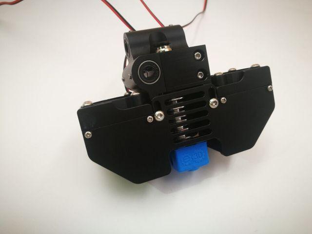 Kit dextrusion de tête dimpression en métal V6 buse 0.4MM avec chaussette en Silicone pour imprimante 3D Ultimaker2