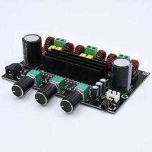 M573 TPA3116 D2 80Wx2 + 100W 2.1 canaux Audio numérique amplificateur de puissance carte basse Subwoofer avec préamplificateur NE5532
