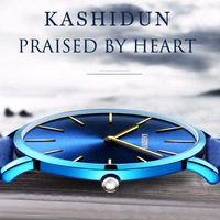 KASHIDUN Wrist Watch Men 2018 Top Brand Luxury Famous Wristwatch Male Clock Quartz Watch Relogio