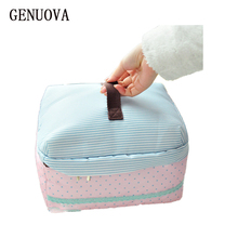 Luggage Bags - Special Purpose Bags - Brand Women Travel Multifunction Cosmetic Bag Storage Pouch Toiletry Kit Ladies Organizer Make Up Case Beautician Handbag Design