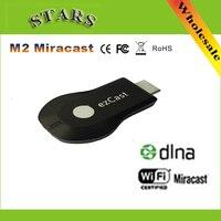 New Ezcast M2 Iii Wireless Hdmi Wifi Display Allshare Cast Dongle Adapter Miracast TV Stick Receiver