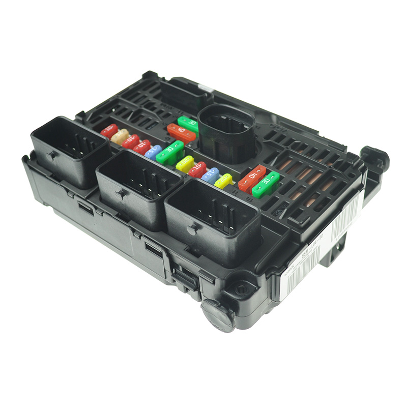Brand New Genuine Fuse Box Unit Assembly 6500CK 9657718580 For Peugoet 307 607 807 Facelift Citroen brand new genuine fuse box unit assembly 6500ck 9657718580 for citroen c4 fuse box price at mifinder.co