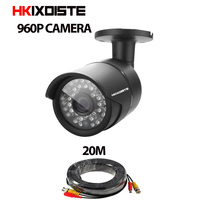 CCTV Night Vision Analog High Definition AHD 960P Waterproof Outdoor Surveillance CCTV Camera 1 3MP AHD