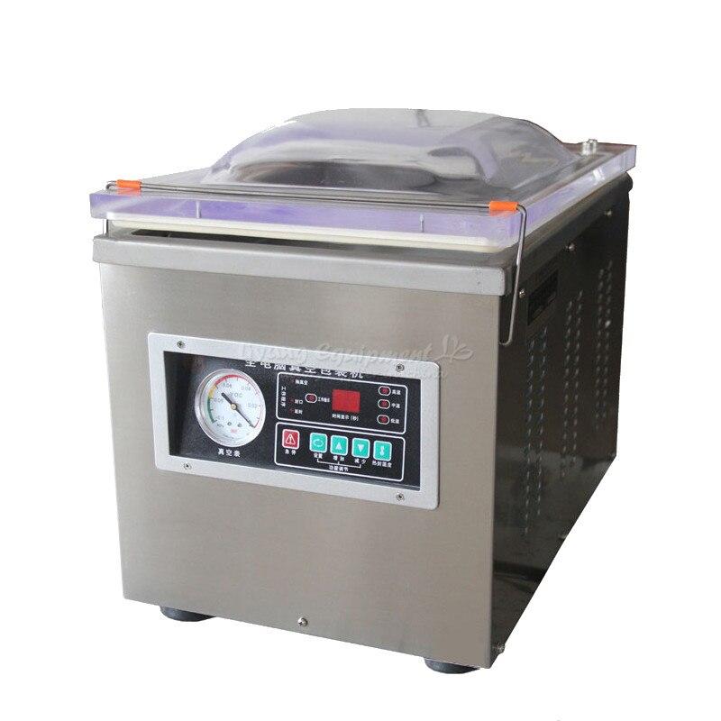 DZ-260 table top vacuum packing machine food  extractor vacuum sealing set
